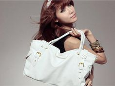 Fashion and Casual Solid Color Big Bag For Women (BLACK) China Wholesale - Sammydress.com