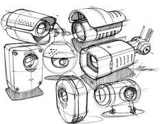 Sketch-A-Day 277 Sketch-A-Day | Sketch-A-Day | Sketches by Spencer Nugent