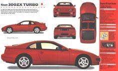 1990 Nissan 300ZX Turbo