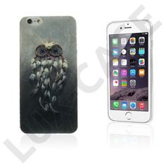 Westergaard (Stylish ugle) iPhone 6 Plus Deksel