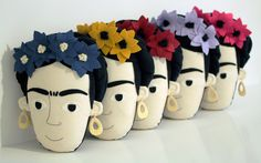 Frida Kahlo by POLLAZ