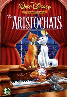 Les Aristochats #Disney / affiche