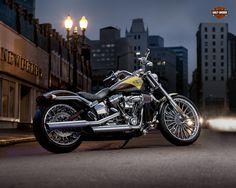 Harley-Davidson CVO Breakout 2013