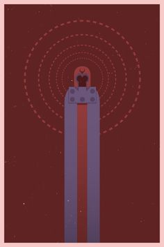 Marvel Minimalist Posters by Michael Myers, via Behance
