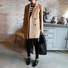 Camel coat womenstyle