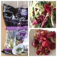 EatSmart kale salad kit
