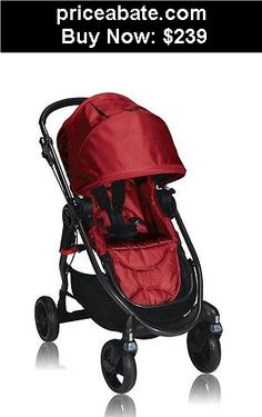 Baby: Baby Jogger 2013 City Versa Stroller - Red - New! Free Shipping! - BUY IT NOW ONLY $239