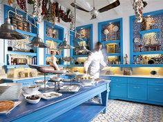 Il Riccio Restaurant Capri Restaurants in Capri Capri Island Campania - Locali d'Autore Italy Tourism