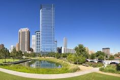 size: Photographic Print: Discovery Green in Houston, Texas. by Jon Hicks : Yosemite National Park, National Parks, Discovery Green, Beach Landscape, Ways Of Seeing, Digital Technology, Houston, Scenery, Explore