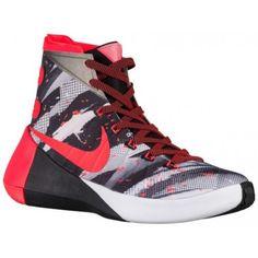 13953a98ea72 Nike Hyperdunk 2015 - Men s - Basketball - Shoes - White Black Bright  Crimson-sku 49567160
