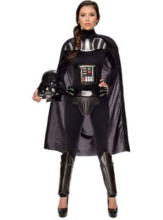 Adult Sassy Darth Vader Costume - Star Wars - Party City