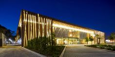 Tripoli Congress Center | Tabanlioglu Architects