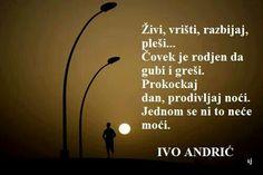 quote, Ivo Andric
