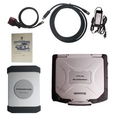 Porsche Piwis Tester II is the latest professional tester, the most poweful diagnose and offline programming tool for Porsche.The version of this auto repair software is 13.7. We provide free updating for three years, a whole set of packages, including PIWIS device,CF30 Panasonic laptop and latest software. See more at http://www.dhgate.com/product/professional-porsche-piwis-tester-ii-v13/206451649.html