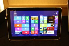 HP Envy Rove 20 - the all-in-one that's also a bigass tablet