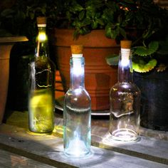 top3 by design - Suck UK - Bottle light
