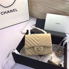 8cbd0c52 12 Best Beige Chanel images in 2019 | Chanel, Beige chanel bag, Fashion