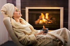 Photo about Young woman in cosy living room enjoying winter relaxation with face pack and tea, smiling. Image of bathrobe, cosmetics, caucasian - 28890905 Relaxation Techniques For Anxiety, Young Women, No Time For Me, Bean Bag Chair, Art Decor, Royalty Free Stock Photos, Packing, Winter, Face