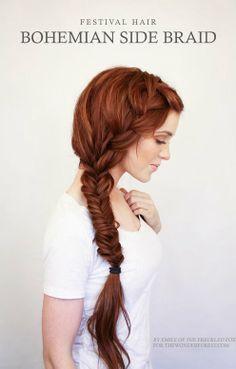 Hair styles Hairstyles braided hair style
