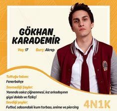 4N1K Oyuncuları / Gökhan Karademir