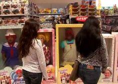 Watch This Brazilian Living Toys Prank #Prank