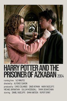 Harry Potter and the Prisoner of Azkaban Movie Poster