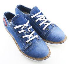 715ac008cc Štýlové dámske rifľové topánky LANQIER obrázok č. 1