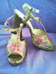 decopatch shoes