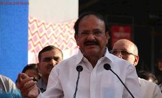 Congress-SP an Alliance of 'Rejected and Dejected' People: Venkaiah Naidu