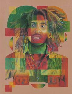 **Bob Marley** More fantastic posters & prints, pictures, music and videos of *Robert Nesta Marley* on: https://de.pinterest.com/ReggaeHeart/