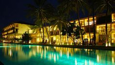 Jetwing Beach Hotel is located along Ethukala Beach, about 3 km from Negombo City. The hotel is 12 km from Bandaranaike International Airport and 35 km from the Colombo City. https://www.malbevenhotels.com/srilankahotels/jetwing-beach-hotel_209_home_0.html