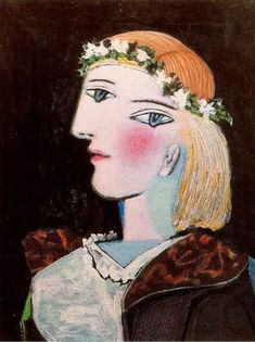 Pablo Picasso – Marie-Therese Walter, 1937