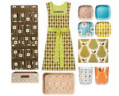 Irish designerOrla Kielyis at it again! Her signature prints and patterns will adorn a new collection of cosmetic bags, now available exclusively at Target