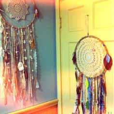 Amazing! Think i'll have to make one!! #dreamcatcher
