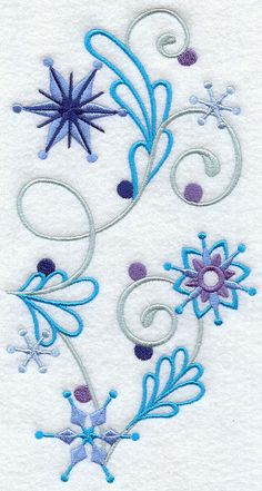 Machine Embroidery Designs at Embroidery Library! - Color Change - G8401