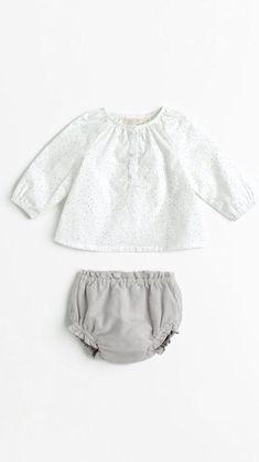 d3474662f Camisas Para Niñas, Vestidos De Nenas, Ropa Para Niñas, Moda Infantil, Ropa
