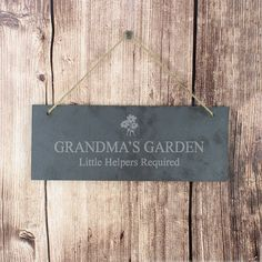Personalise this Flower Motif Slate Door Sign with one line of 25 characters, and one line of 40 characters for a longer message. Above the personalisation is a cute flower motif. The door plaque has a piece of natural, rustic string which enables this item to be hung up.  PLEASE NOTE- Each slate piece will be unique as the item is cut by hand. Due to the nature of slate there will be some differences in the stone (such as texture, cut and smoothness). This may result in natural faults in…