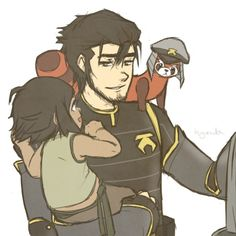 The Legend of Korra Characters | think I just died a little #Bolin