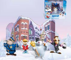 Rankin/Bass-historian: RANKIN/BASS' FROSTY THE SNOWMAN Parade figurine se...
