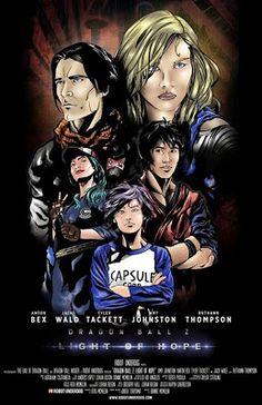 sddcinefilo: Dragon Ball Z: Light of Hope (Cortometraje) [2015]...