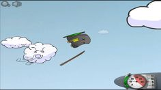 Free games online no download- Penquin games learn To Fly 2.