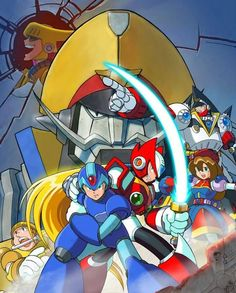 848 Best Rockman images in 2019 | Games, Mega Man, Videogames