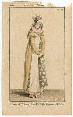 journal des dames et des modes, 1812