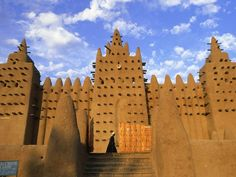 Great Mosque of Djenné (Djenne, Mali)