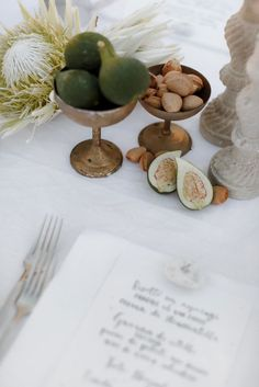 The inimitable allure of European minimalism. white washed walls set amongst an olive grove layered in linens, flickering candles and rustic touches. Reception Table, Wedding Reception Decorations, Wedding Table, Fine Art Wedding Photography, Italy Wedding, Decoration Table, Wedding Stationery, Wedding Designs, Tablescapes