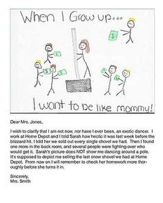 hilariously wonderful children's drawings