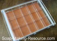 acrylic soap slab mold
