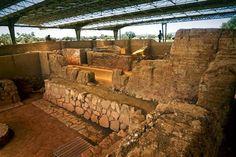CANCHO ROANO en Badajoz: ruta parques arqueológicos de España