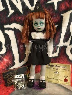 Living Dead Dolls Jubilee Series 11 Open As Is Birthday Girl LDD sullenToys