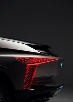 DS AERO SPORT LOUNGE on Behance Car Headlights, Car Sketch, Transportation Design, Car Lights, Automotive Design, Car Detailing, Concept Cars, Industrial Design, Cars And Motorcycles